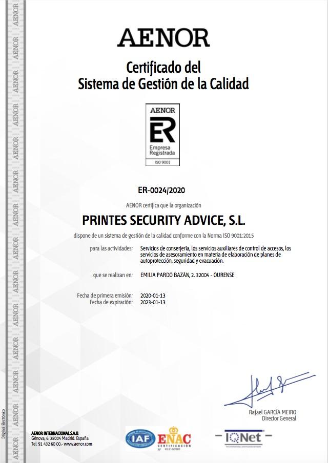 Printes Security Advice